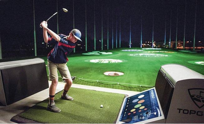top golf individual